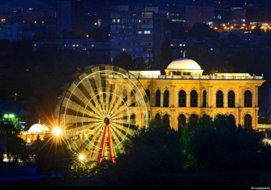ASTANA - The Capital of the Future