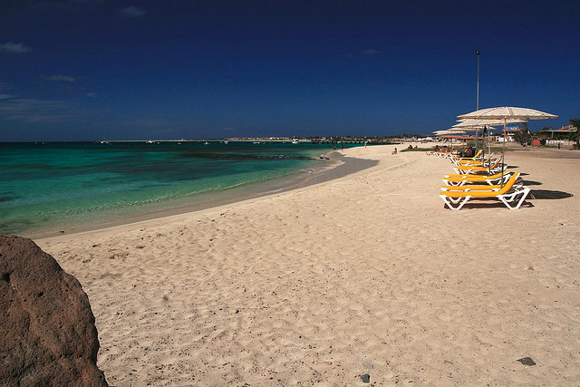 Sal Cape Verde Island