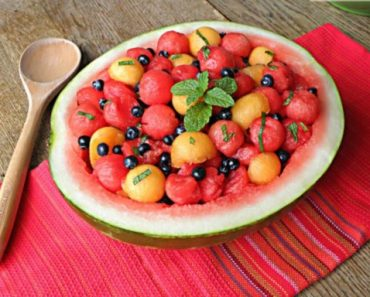 Vitamin Bomb – Fruit Salad Recipe