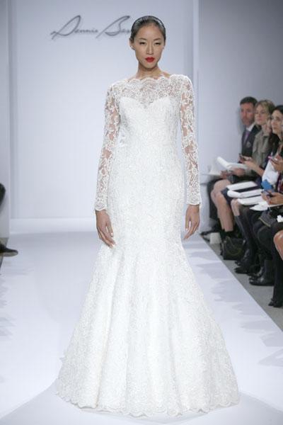 Dennis Basso Wedding Dresses 2014
