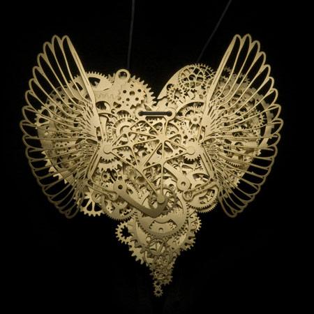 Clockwork Love by Tjep