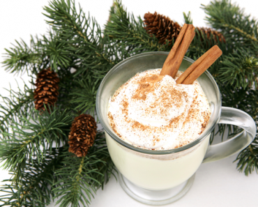 How to make Eggnog: Recipe with ingredients