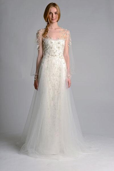 Marchesa Bridal Dresses 2014
