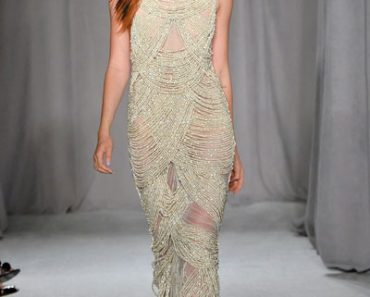 Marchesa Spring-Summer 2014 - New York Fashion Week