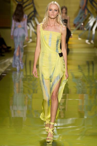 Versace Spring-Summer 2014 - Milan Fashion Week