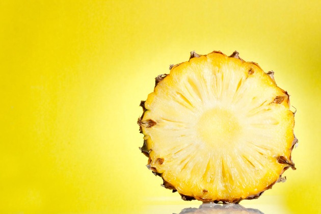 Pineapple for muscle building